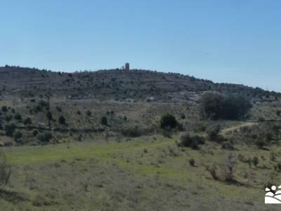 Azud del Mesto - Cascada del Hervidero; mochilas senderismo rutas por la pedriza